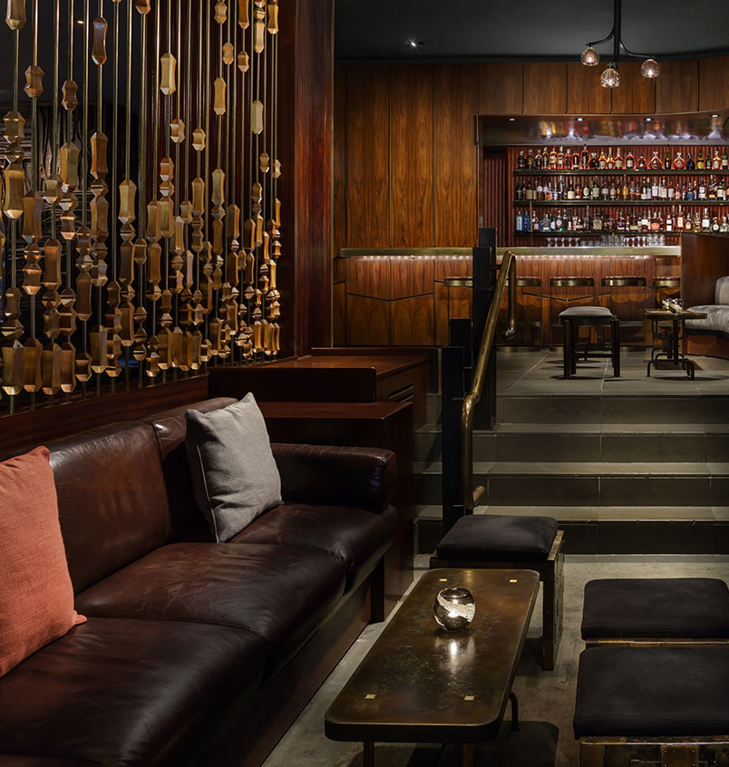 Reminiscent Of Martini Lunches And Jet Setting Rendezvous Both Forty Four Bar 44 Offer Intimate Experiences D With World Cl Tails